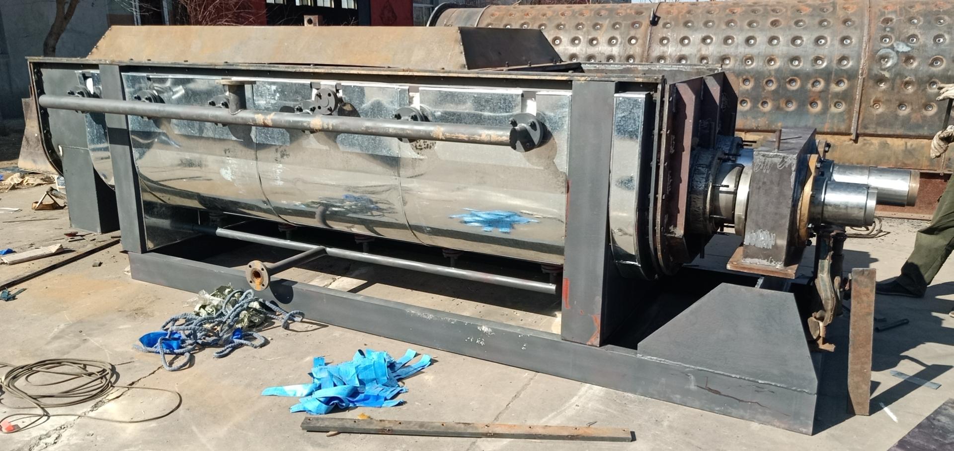 双桨叶干燥机
